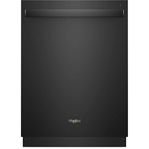 Whirlpool WDT750SAHB 47dB Black Built-in Dishwasher with TotalCoverage Spray