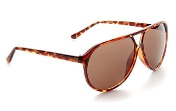 1462db068d Zoom Classic Sunglasses Plastic Aviator Tear Drop Shape with Double Brow