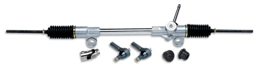 Rack and Pinion Installation Kit for 79-93 5.0L Mustang (Flaming River Steering Rack)