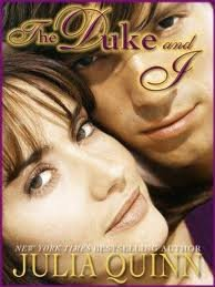 book cover of The Duke and I