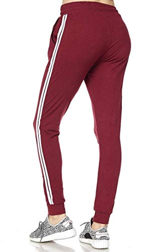 d622cc70709 Women s Classic Soft Comfy Drawstring Jogger Pants S-3XL
