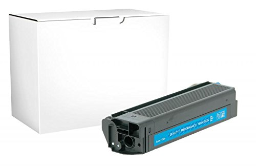 High Yield Laser Printers C5800ldn (Inksters Non-OEM New High Yield Cyan Toner Cartridge Replacement for OKI 43324403/43381903)