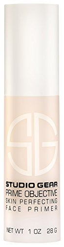 (Studio Gear Prime Objective Protective Skin Perfecting Makeup Primer for Face, 1 ounce bottle)