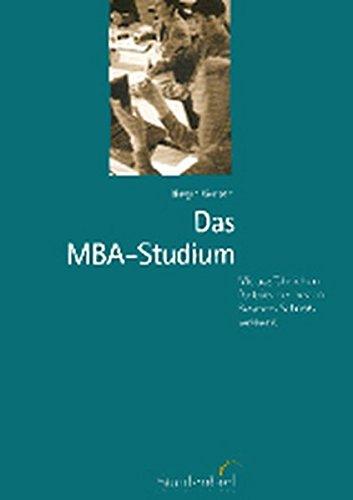 das-mba-studium-2006-das-handbuch-fr-alle-mba-interessenten
