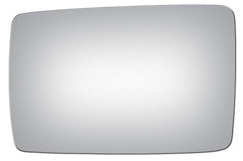 hummer h3 mirror glass - 1