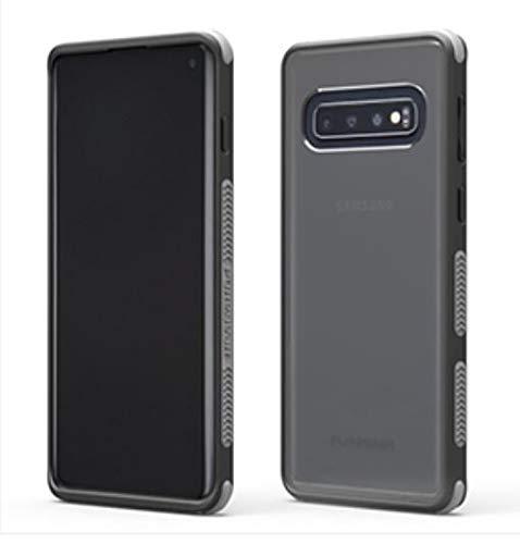 PureGear DualTek Extreme Shock Case for The Samsung Galaxy S10e (Clear/Black) (Puregear Dualtek Extreme Shock)
