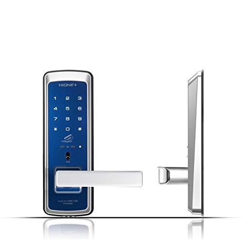 HionePlus H-3400SK, Digital Mini Main Door Lock, PIN+Card+Emergency Key by Hioneplus (Image #7)