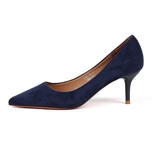 Scarpe Tacchi Alti Royal Belle Selvagge Con Gatto Blue CqZZOt