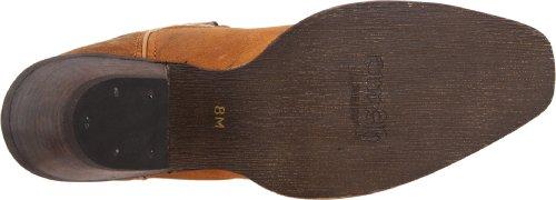 Durango - Botas de Piel para mujer marrón canela Distressed Cognac