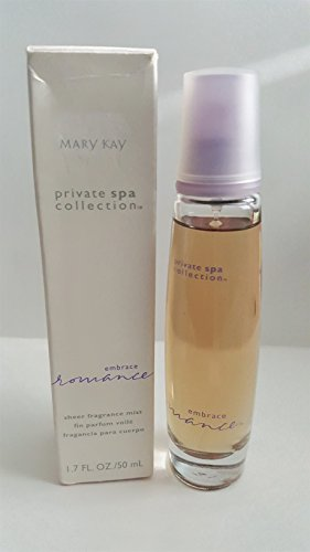 - Mary Kay Private Spa Collection Embrace Romance Sheer Fragrance Mist 1.7 fl oz