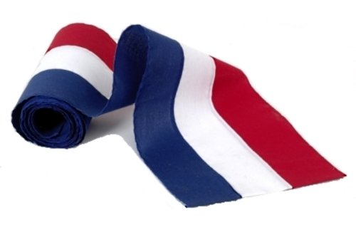 (Independence Bunting & Flag 18-Inch 3-Stripe Cotton Bunting,)