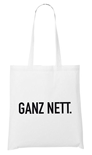 Ganz Nett Bag White Certified Freak