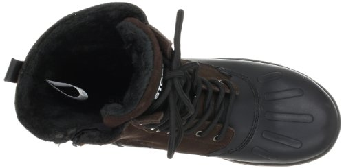 Storm By Cougar Mens Squire Snow Boot Nero / Cocco Nubuck / Suede