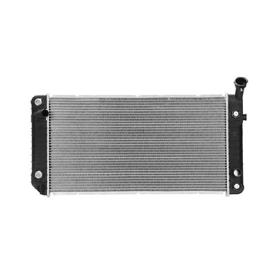 MAPM Premium Quality RADIATOR; V6; AUTO TRANSMISSION; WITH ENGINE OIL COOLER [VERIFY by Make Auto Parts Manufacturing