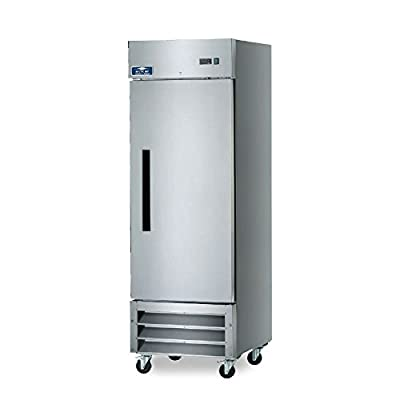Arctic Air AF23 23 Cu. Ft. One Section Reach In Freezer