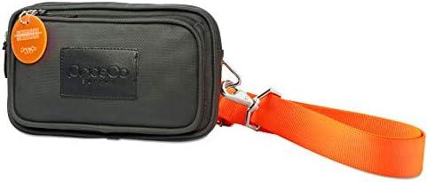 PrideCo Supply – The Hybrid – Handcrafted Premium Crossbody Shoulder Bag, Water Repellent 3 Pocket Organizer Fashion Daypack