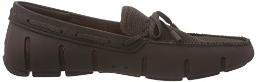 SwimsLace - Mocasines hombre Braun (Brown 022)