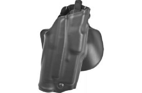 Safariland 6378 ALS, Paddle & Belt Slide Holster, Glock 19, 23 w/ITI M3 Light, Plain Black, Right - Gun Light M3