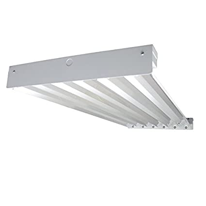 Fluorescent High Bay - 6 Lamp - 120/277 Volt - Sun and Stars ...
