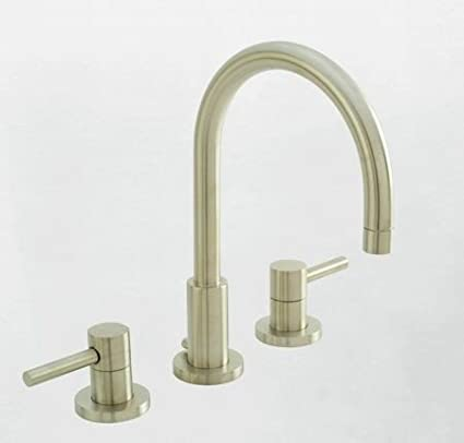Newport Brass 1500 East Linear Double Handle Widespread Lavatory