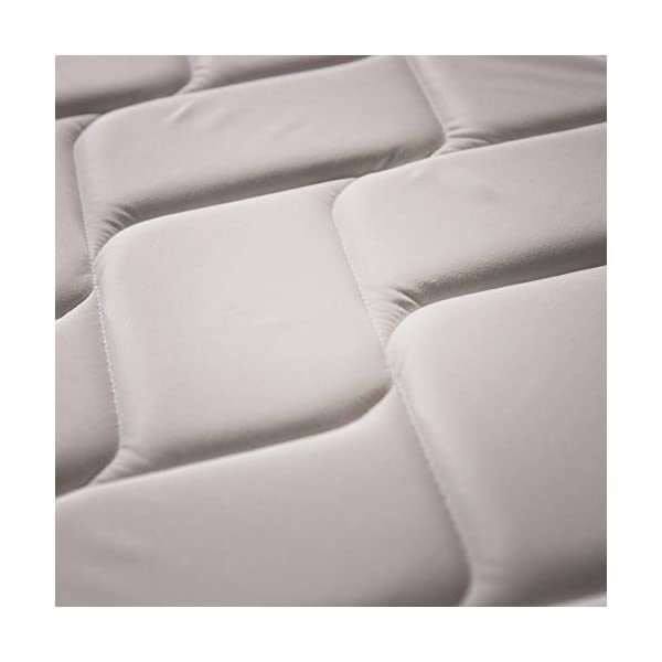 Materasso anatomico Eva H17cm, con accogliente memory Foam e poliuretano+2 cuscini in fior di memory, matrimoniale… 2 spesavip