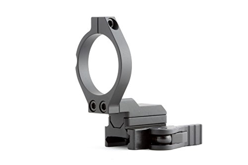 American Defense AD-PVS-14 STD Riflescope Optic Mount, Black