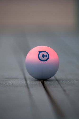 Sphero iOS and Android App Controlled Robotic Ball - Retail Packaging - White (Discontinued by Manufacturer) by Sphero (Image #7)