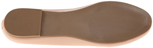 Athena Alexander Women's Toffy Ballet Flat Nude rXoOdv1