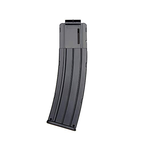 WORKER Mod 22 Darts Magazine Quick Reload Clip for Nerf N-strike Elite Color Black (Nerf Magazine Clip)