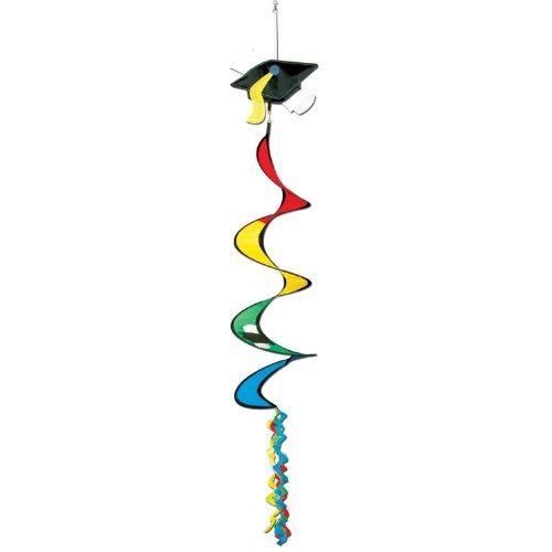 Graduation Wind-Spinner 42in. Pkg/3