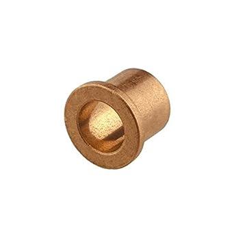 "5//8/"" I.D. X 3//4/"" O.D. 1/"" Flange X 3//4/"" Bronze Flange Bearing"