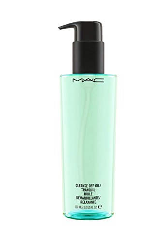 BNIB MAC CLEANSE OFF OIL/ TRANQUIL - 150ml/5.0 fl oz