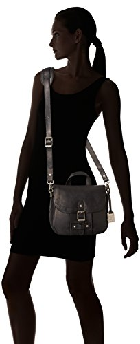 Handbag Black Parker Body Cross FRYE RwXOqZW