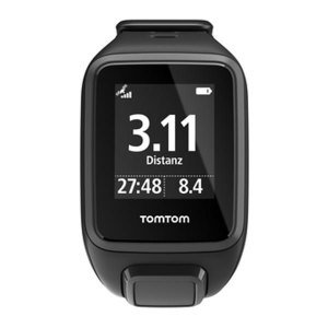 TomTom Runner 2 reloj deportivo, talla S, negro/antracita: Amazon.es ...