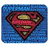 ROBIN YAM Personalized Superman Rectangle Non-Slip Rubber Mousepad Gaming Mouse Pad -RYMP15591