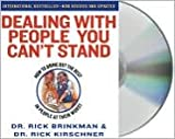 img - for Dealing with People You Can't Stand [Audiobook, CD, Unabridged] book / textbook / text book