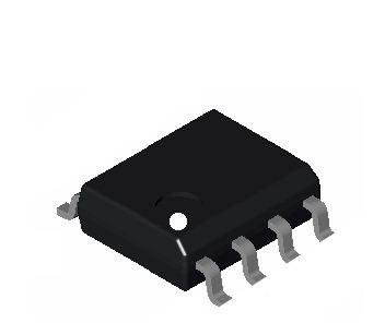 FAIRCHILD SEMICONDUCTOR FDS4435BZ P CHANNEL MOSFET, -30V, 8.8A, SOIC (100 pieces)