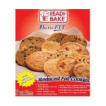 Readi Bake Benefit Oatmeal Raisin Cookie Dough, 1 Ounce -- 384 per case.