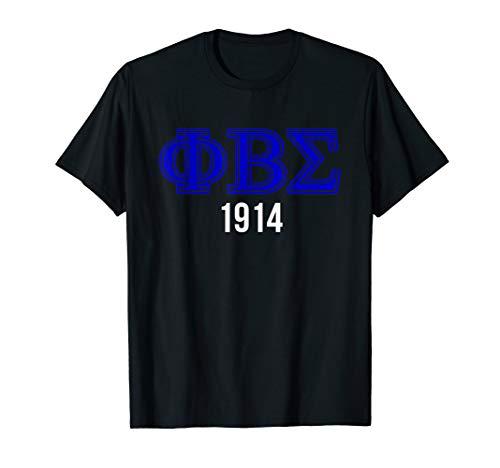 Phi Beta So Sexy Sigma 1914 Greek T-Shirt