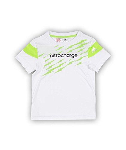 adidas – Camiseta de fútbol Nitrocharge Junior 4/5 años