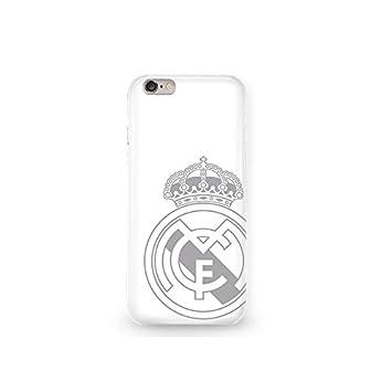 Real Madrid RMCAR005 - Carcasa con Escudo para Apple iPhone ...