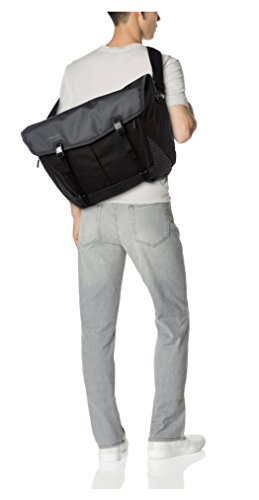 Timbuk2 Especial L 17 Borsa messenger per laptop nero