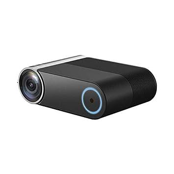 Proyector, Mini proyector LED 720P Nativo proyector de vídeo Multi ...