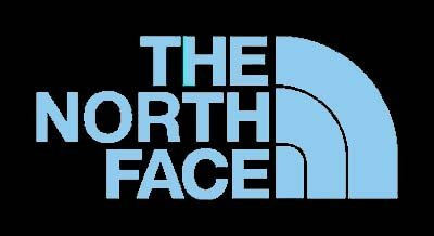 pegatina the north face