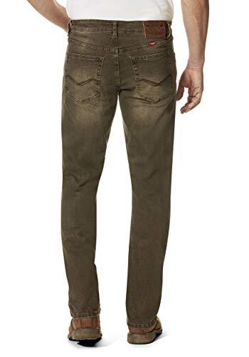 Borse Dark Jeans 5524 Uomo 5 Khaki Hero UnSqBT