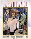 Front cover for the book Casablanca: As Times Goes by : 50th Anniversary Commemorative by Frank Miller