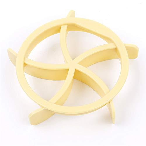 Molde de plástico para pan Aomily con forma de abanico, para ...