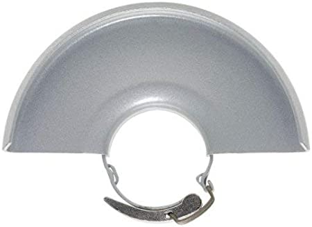 Bosch Accessories 2605510193 Protective Guard Without Cover 125 mm