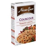 Near East Tomato Lentil Couscous Mix, 6.1-Ounce Boxes (Pack of 12) ( Value Bulk Multi-pack) by Near East