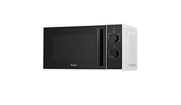 MICROONDAS CON GRILL WHIRLPOOL MWD 20 WH TAC·: Amazon.es